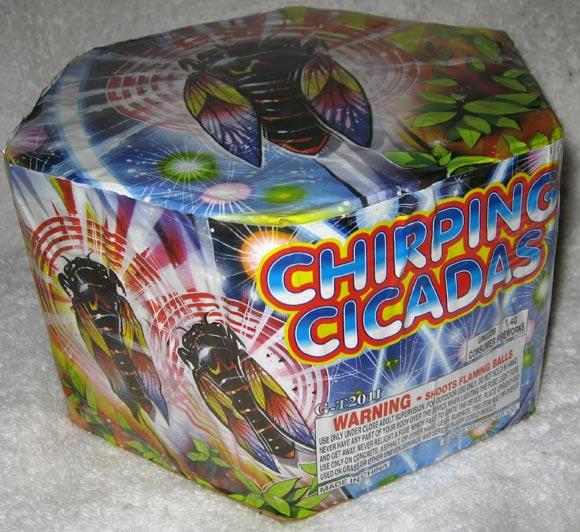 Cicada Fireworks