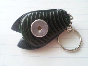 Lucky Cicada Keychain
