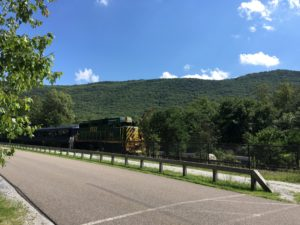 Jim Thorpe Train