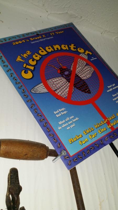 The Cicadinator