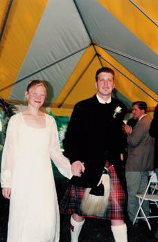 David & Claire