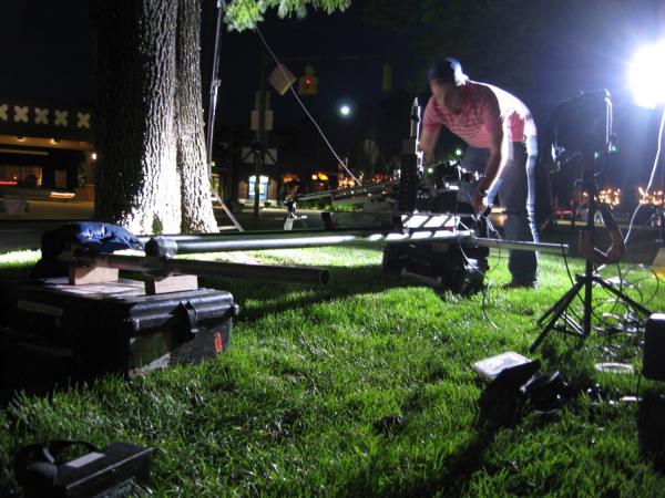 Filming Magicicada. Roy Troutman. Brood XIV.